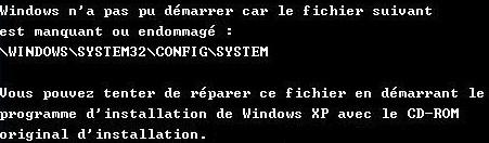 R parer windows 8 avec la console de r cup ration viter le formatage - Console de recuperation windows 7 ...
